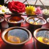 Waterbowls and Flowers (1)