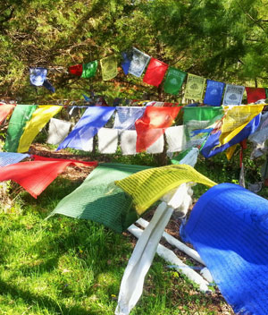 prayer Flags resized